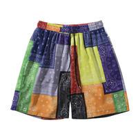 WOSS.official/BANDANA shorts(SET UP)