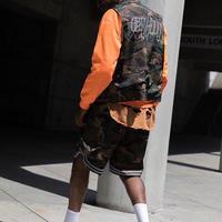 EPTM/reflector Fishing Vest  CAMO
