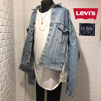 RE NEW/Levis custom denim jacket Ⅰ