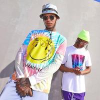BOOHOO × Lil Wayne/Tie Die Smile Tee