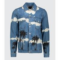 BOOHOO × MIGOS/Parm Tree denim jacket