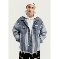 WOSS.official/Oversized denim jacket