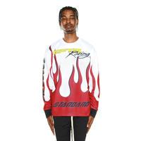 EPTM/Racing Long sleeve   RED