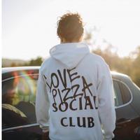 No Perfect Italy/LOVE PIZZA SOCIAL CLUB WHITE