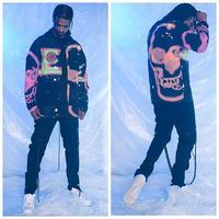 EPTM/Black Skull ski Jumber