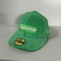 SUPREME/New Era CAP    Green