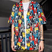 WOSS.official/ POP SKULL Aloha shirts