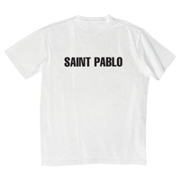 Saint Pablo Tour/Official Tour Tshirt