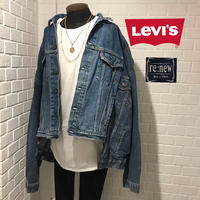RE NEW/Levis custom denim jacket Ⅳ
