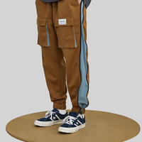 WOSS.official/2way pants BROWN