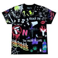FNTY/ Never Die Tshirts Black