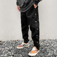WOSS.official/Suede snap  pants