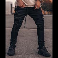 GUAPI/FUSION Track Pants ALL BLACK
