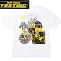 AWGE/ASAP Rocky Tshirts ホワイト