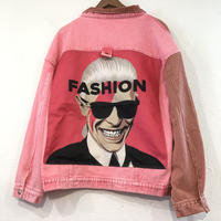 Mismatch NYC/Legend of FASHION denim jacket