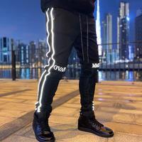 GUAPI/FUSION Track Pants REFLECTOR