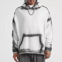 WOSS.official/SPRAY ART Hoodie  White