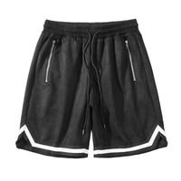 Mismatch NYC/SUEDE Shorts BLACK