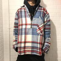 Mismatch NYC/Oversized Flannel jacket