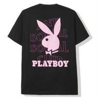 Anti Social Social Club × PLAYBOY/LOGO Tshirts
