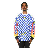 EPTM/Motocross checker Long Sleeve