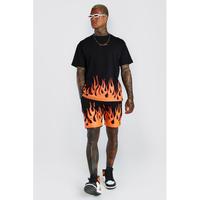 BOOHOO /FLAME Tshirts