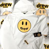 Drew House/Mascot Hoodie Off White