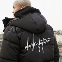 "ASOS /""Dark Future""Puffer Jacket"