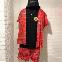 BOOHOO × Migos /BANDANA Set Up  RED