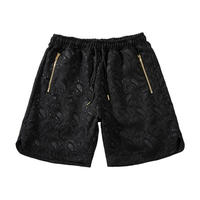 Mismatch NYC/Paisley Shorts (SET UP)