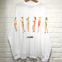 US限定 PLAY BOY/Long Sleeve Tshirts