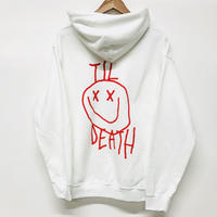 Ryan Hawaii/Smile hoodie WHITE