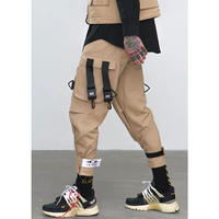WOSS.official/ Cargo Pants BEIGE