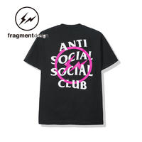 Anti Social Social Club× Fragment Design /Tshirts PINK