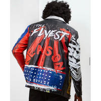 Reason Clothing Newyork/Teddy Jacket