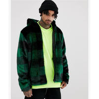 ASOS/Hood Fur JACKET
