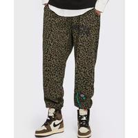WOSS.official/leopard sweat pants