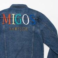 MIGOS/Offcial Denim Jacket