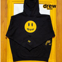 Drew House/Mascot Hoodie BLACK