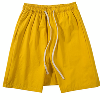 Mismatch NYC/Shorts YELLOW