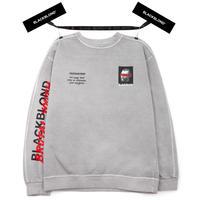 BLACK BLOND/BRUTAL Crew neck Sweatshirts