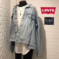 RE NEW/Levis custom denim jacket Ⅱ