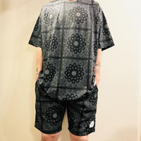 BOOHOO /Oversize BANDANA  Tee (set up)