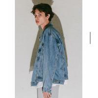 MISTER CHILD/Rework denim jacket