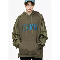 WOSS.official/COVERED Hoodie