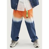 WOSS.official/Tie dye denim Pants