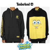 Timberland × Sponge Bob /Hoodie BLACK