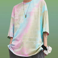 WOSS.official/TieDie  Oversized  Tee