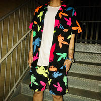 US限定 PLAY BOY/ALOHA SHIRTS