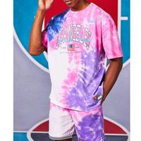 BOOHOO /Tie-dye LosAngels Tshirts